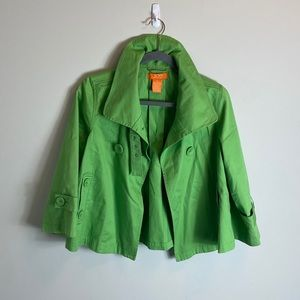 Joe Fresh Cropped Trench Coat